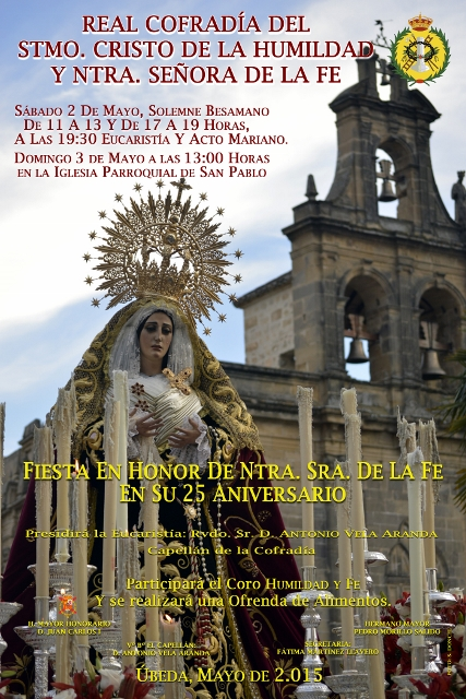 Cartel FV 2.015 Rectificado 427x640